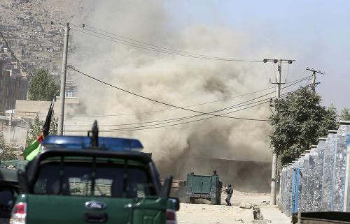 Hnutie Taliban má na