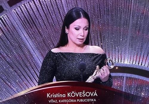 Kristína Kövešová