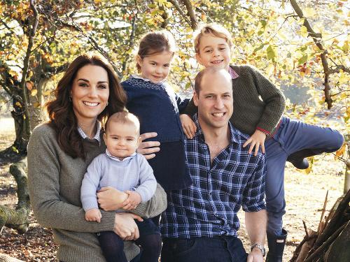 Kate a William majú