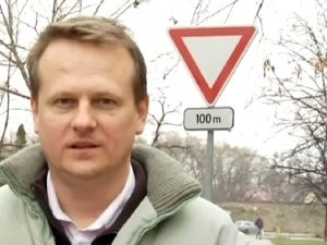 Dopravný analytik Jozef Drahovský.