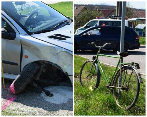 Pri dopravných nehodách boli