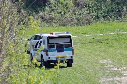 Policajná akcia v Kolárove.