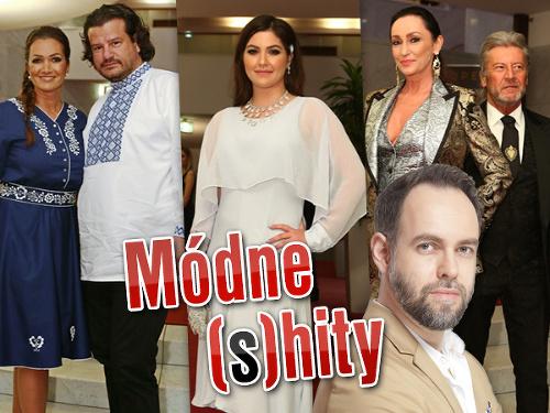 Marián Hornyák zhodnotil outfity