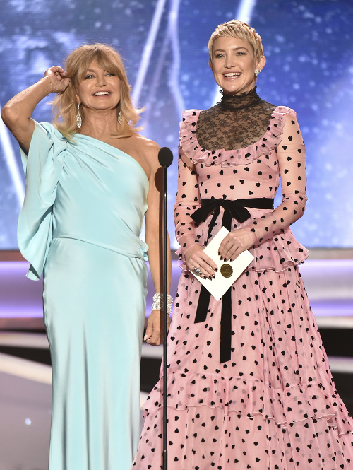 Kate Hudson so svojou