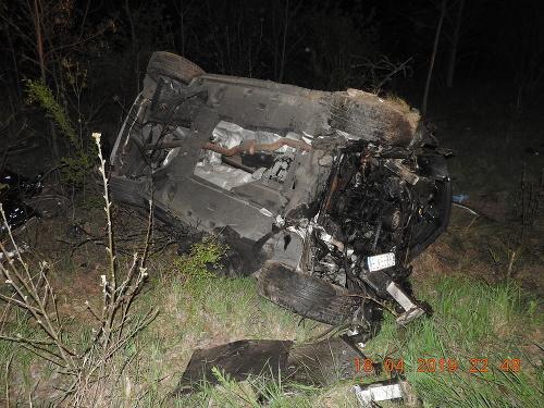 Pri dopravnej nehode pri