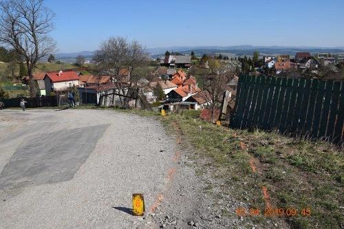 Dopravná nehoda v Tepličke.