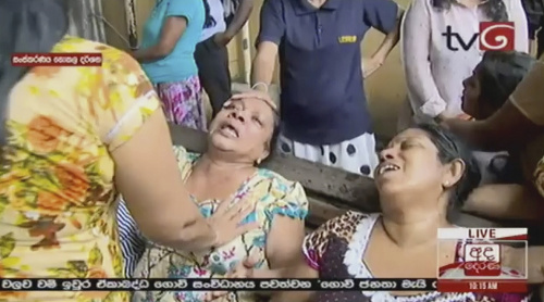 Srí Lanka.