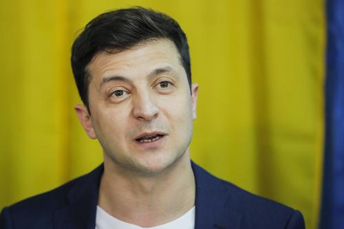 Volodymyr Zelenskij