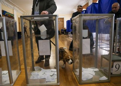 Druhé kolo prezidentských volieb