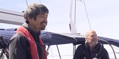 Micuhiro Iwamoto.