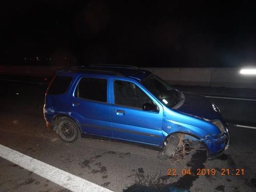 Nehoda v Banskej Bystrici