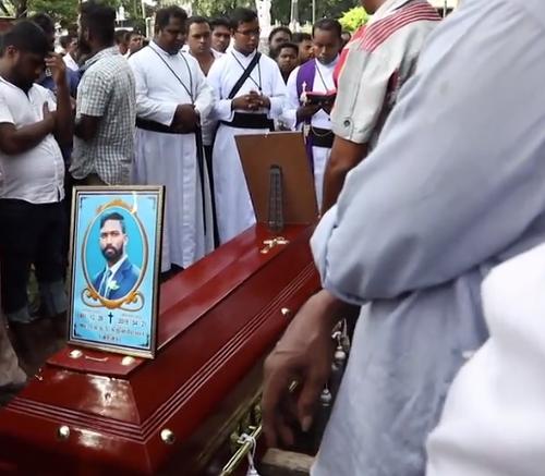 Teroristi zo Srí Lanky