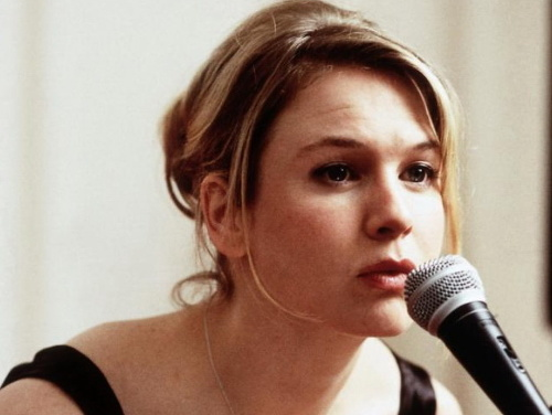 Renée Zellweger ako Bridget
