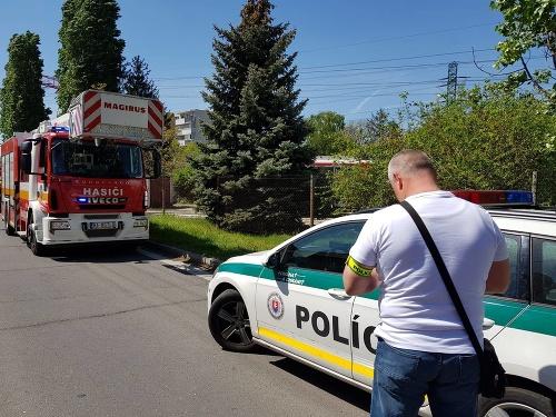 V bratislavskom Ružinove zhorela