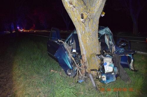 Tragická dopravná nehoda pri