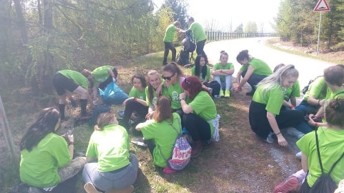 Deti a dobrovoľníci vyčistili