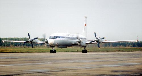 Ruské lietadlo typu IL
