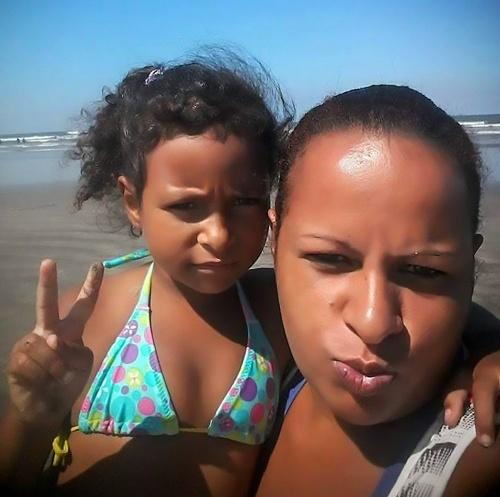 Kauani s matkou Dianou