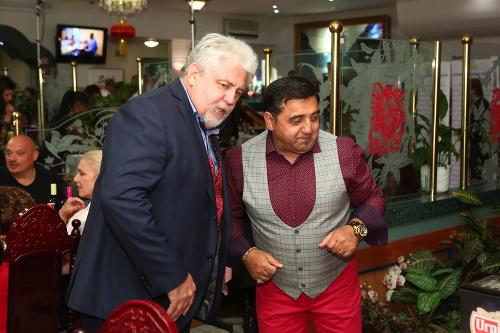 Oliver Andrásy a Igor