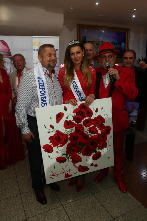 Celebritná žúrka Jozefa Oklamčáka: