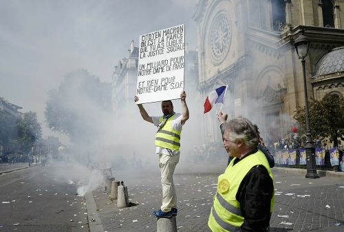 FOTO Prvomájový pochod v