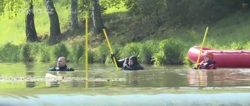 Potápači našli telo mŕtve