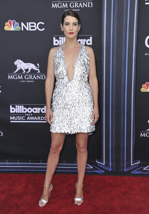 Herečka Cobie Smulders sa