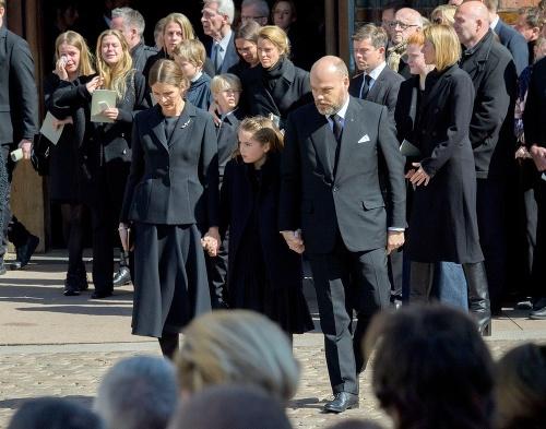 Najsmutnejšie chvíle: FOTO Dánsky