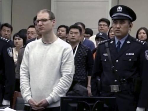 Kanaďan uväznený v Číne: