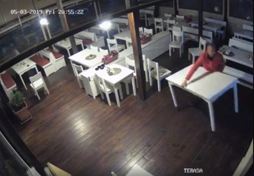 Muž odišiel z reštaurácie