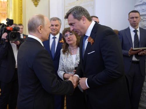 Andrej Danko a Vladimir