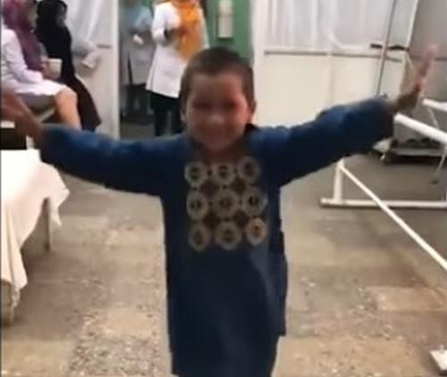 Chlapec (5) na VIDEU