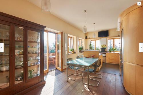 Kuchyňa s terasou a