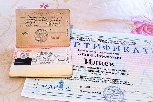 Zomrel najstarší Rus (†123):