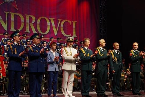 Oslavy 90. výročia Alexandrovcov