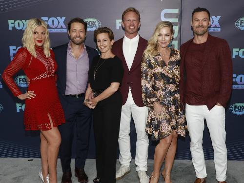 Hviezdy seriálu Beverly Hills