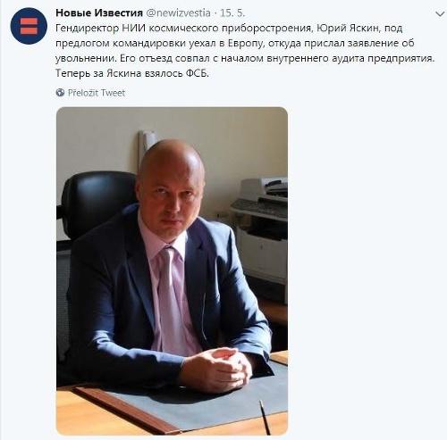 Tvrdá rana pre ruský