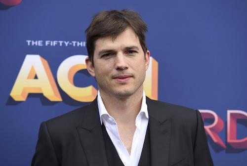 Ashton Kutcher sa nedávno