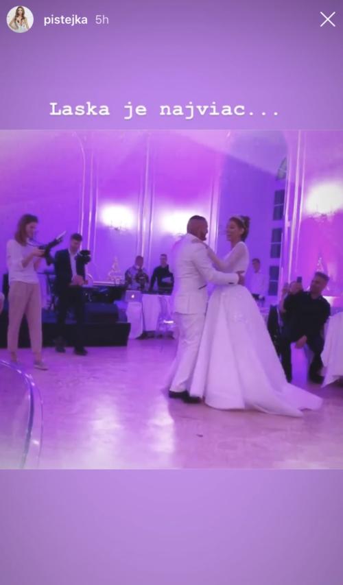 Tajné zábery zo svadby