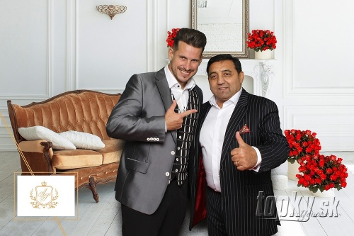 Martin Valihora a Igor
