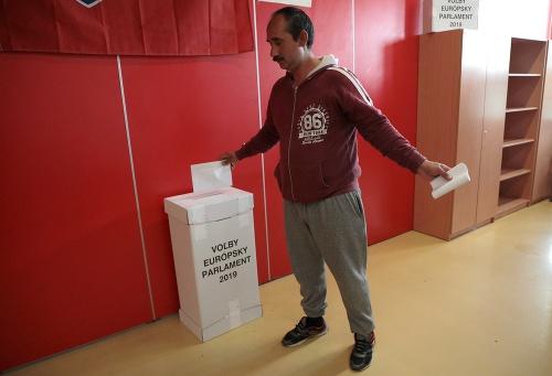 Eurovoľby v Košiciach na