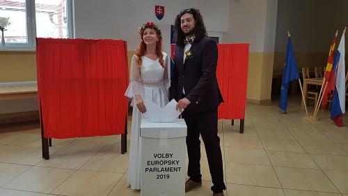 Volebný akt nevesty a