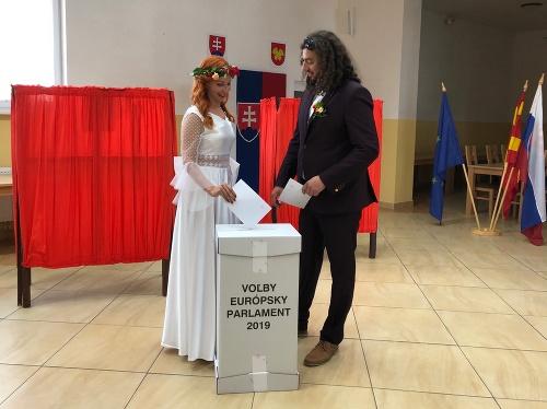 Do volebnej miestnosti v