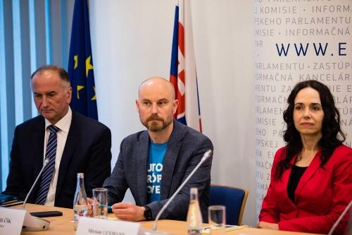 Kandidáti na europoslancov Eugen