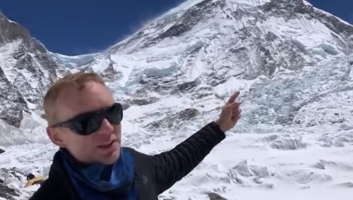 VIDEO Posledná správa horolezca