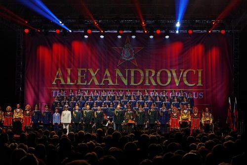 Alexandrovci pokračujú v slovenskom