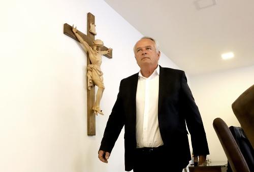Kontroverzný sudca z Kiskovej