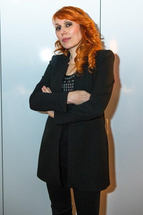 Silvia Petöová je už
