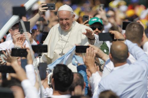 Rumunsko pápež návšteva