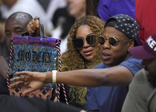 Beyoncé a Jay Z